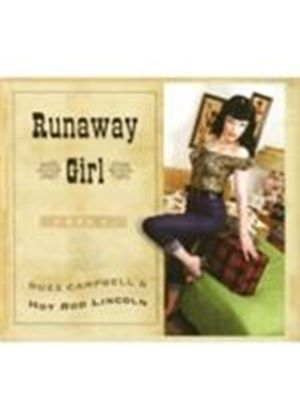 Buzz Campbell & Hot Rod Lincoln - Runaway Girl (Music CD)