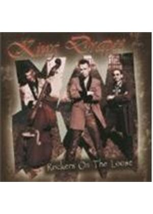King Drapes - Rockers On The Loose (Music CD)