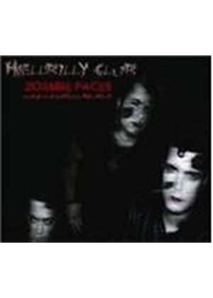 Hellbilly Club - Zombie Faces (Music CD)
