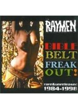 Raymen (The) - Bible Belt Freak Out (Music CD)