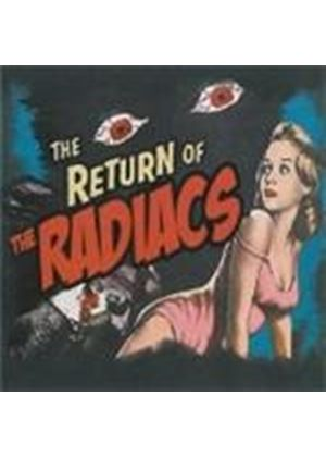 Radiacs - Return Of The Radiacs (Music CD)