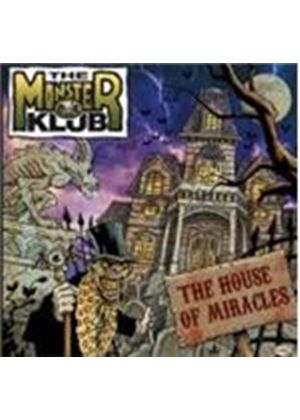 Monster Klub - House Of Miracles (Music CD)