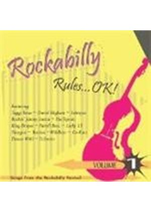 Various Artists - Rockabilly Rules OK Vol.1 (Music CD)