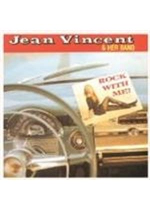 Jean Vincent - Rock With Me (Music CD)