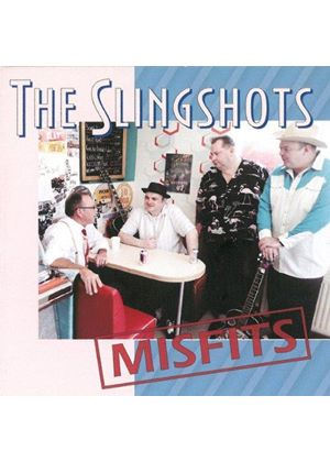 Slingshots - Misfits (Music CD)