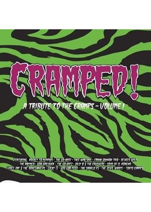 Various Artists - Cramped, Vol. 1 (a Tribute to the Cramps) (Music CD)