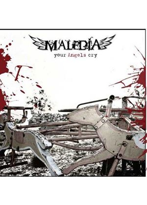 Maledia - Your Angels Cry (Music CD)