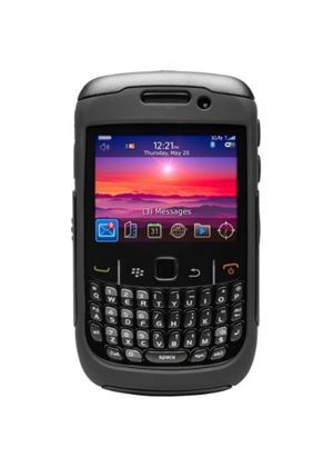OtterBox Curve Commuter Case for BlackBerry 8520 - Black