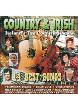 Various Artists - Country & Irish - Irelands Top Country Singers (Music CD)