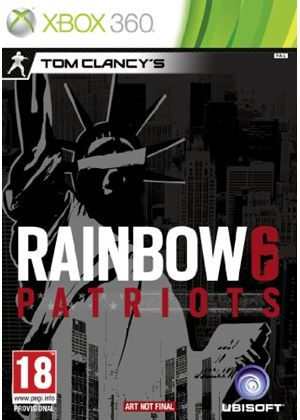 Tom Clancy's Rainbow Six: Patriots (Xbox 360)