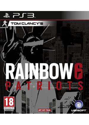 Tom Clancy's Rainbow Six: Patriots (PS3)