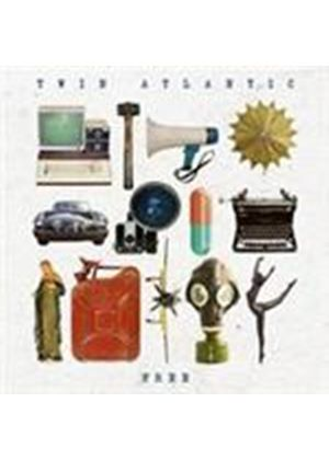 Twin Atlantic - Free (Music CD)