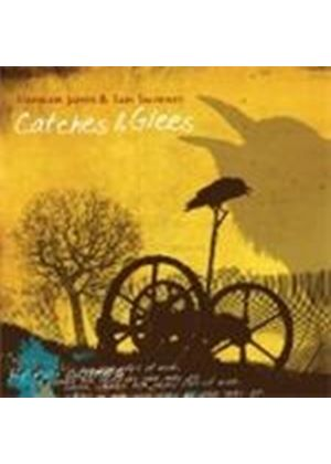 Hannah James & Sam Sweeney - Catches And Glees (Music CD)