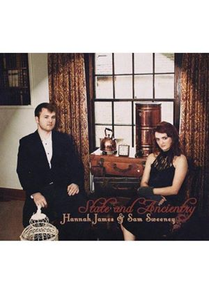 Hannah James - State and Ancientry (Music CD)