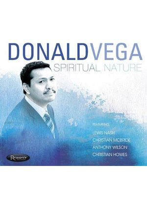 Donald Vega - Spiritual Nature (Music CD)