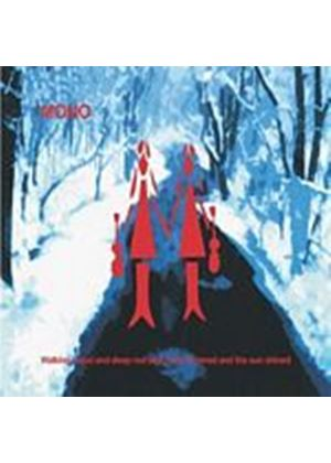 Mono - Walking Cloud & Deep Red Sky, Flag Fluttered & Sun Shined (Music CD)