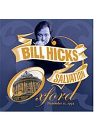 Bill Hicks - Oxford: November 11 1992 (Music CD)