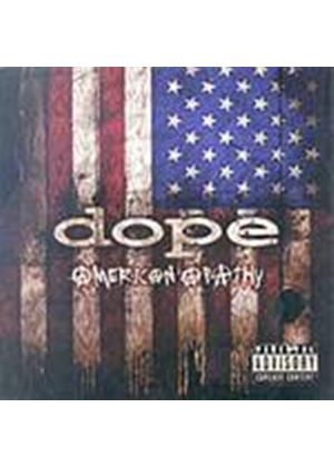 Dope - American Apathy [CD And Bonus Ltd 2nd Disc] (Music CD)