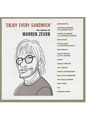 Various Artists - Enjoy Every Sandwich...The Songs Of Warren Zevon (Music CD)