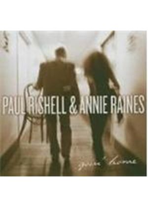 Paul Rishell & Annie Raines - Goin' Home