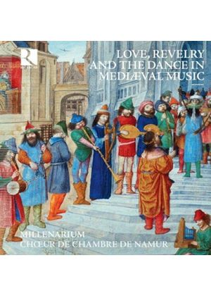 Love, Revelry and the Dance in Mediaeval Music (Music CD)