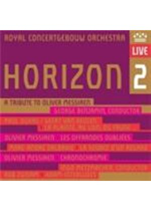 Horizon 2 - A Tribute to Olivier Messiaen [SACD] (Music CD)