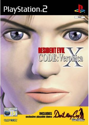Resident Evil Code: Veronica X (PS2)