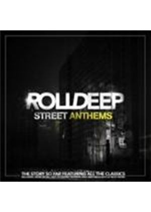 Roll Deep - Street Anthems (Music CD)