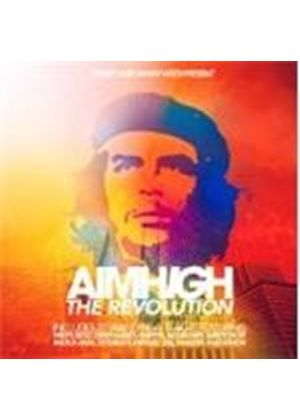 Target & Danny Weed - Aim High - The Revolution (Music CD)