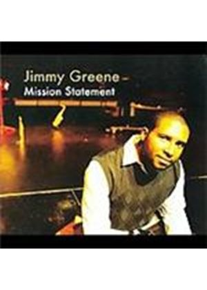 Jimmy Greene - Mission Statement (Music CD)