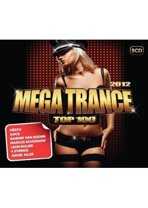 Various Artists - Mega Trance Top 100 (2012) (Music CD)