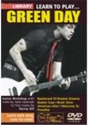 Learn To Play Green Day