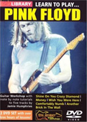 Learn To Play Pink Floyd (DVD)