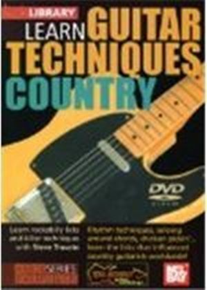ALBERT LEE-GUITAR TECHNIQUES  (DVD)