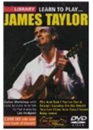 Learn To Play - James Taylor