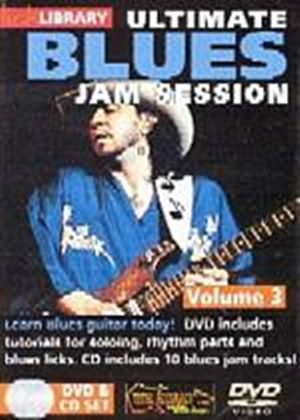 Ultimate Blues Jam Session Volume 3 (DVD )