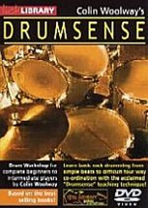 Colin Woolways Drumsense Vol. 1