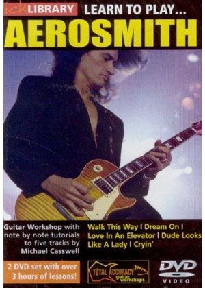 Learn To Play - Aerosmith