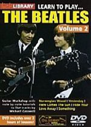 Learn To Play The Beatles Vol 2