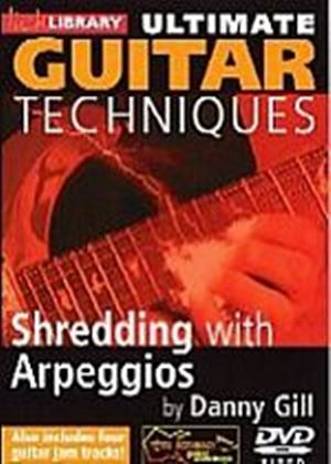 Ultimate Guitar Techniques - Shredding With Arpeggios