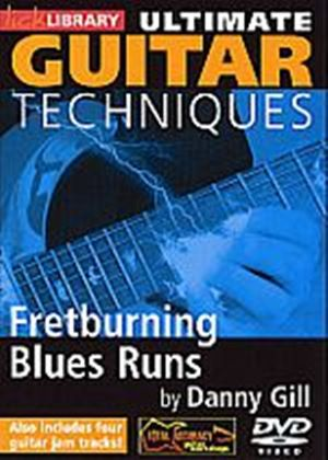Ultimate Guitar Techniques - Fretburning Blues Runs