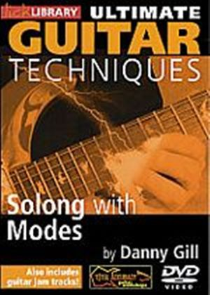 Ultimate Guitar Techniques - Soloing With Modes