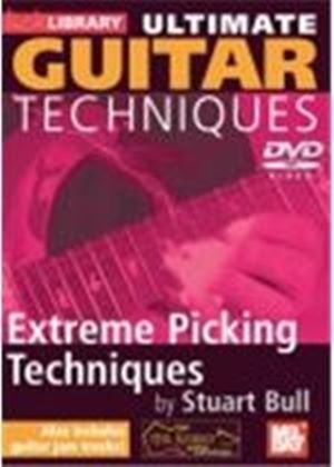 Ultimate Guitar Techniques - Extreme Picking Techniques