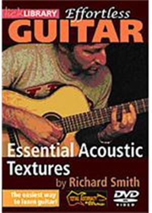 Effortless Guitar - Essential Acoustic Textures