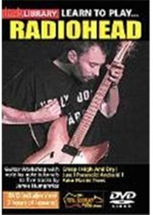 Radiohead - Learn To Play Radiohead