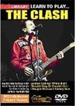 Learn To Play The Clash