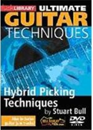 Ultimate Guitar Techniques - Hybrid Picking