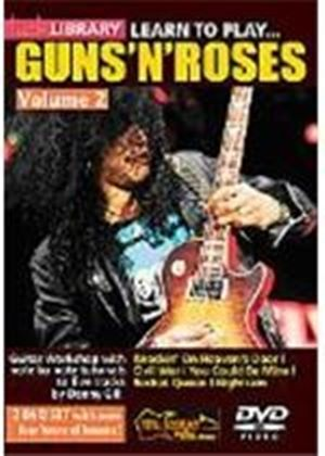 Learn To Play Guns And Roses Vol.2