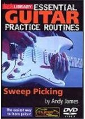 Essential Guitar Practice Routines - Sweep Picking