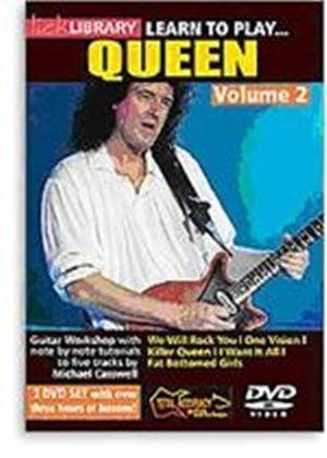 Learn To Play Queen - Vol. 2